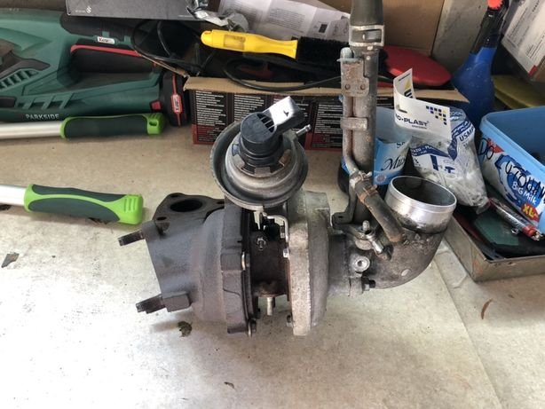 Turbina honda accord 2.2 idtec