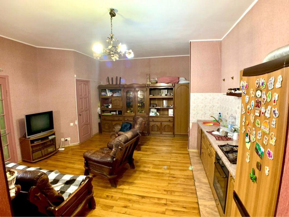 Квартира 50м в керпичном доме 2 комнаты от хозяина
