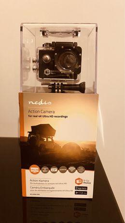 Action Cam Nedis 4K - ACAM61BK