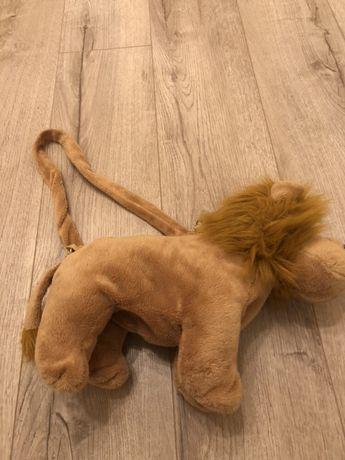 Продам детскую сумочку львёнок