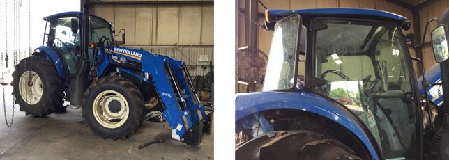 2016 New Holland T4100