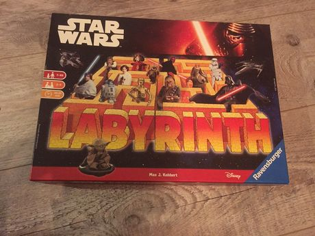 Ravensburger Gra Labirynt Star Wars