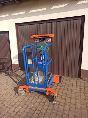 Podnośnik koszowy osobowy zywżka JLG Power towers peco lift 2013 rok