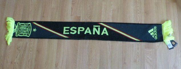 Cachecol Seleção de Espanha Adidas Original Novo