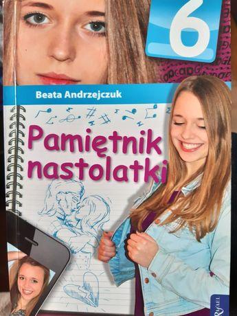 """Beata Andrzejczuk """"Pamiętnik nastolatki"""""""