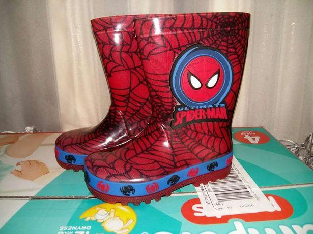 Резиновые сапоги Marvel