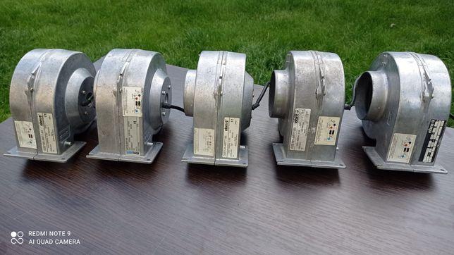 Турбіна, вентилятор, улитка, турбина