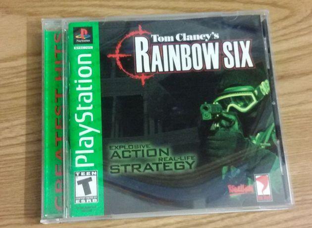 Rainbow Six - Playstation [PS1]