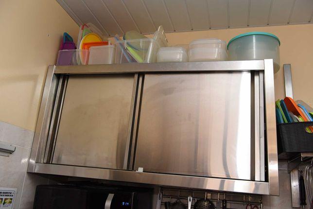 Armário de cozinha para restaurante
