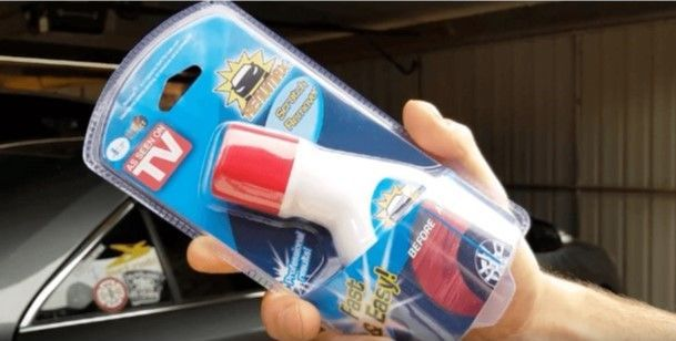 Лучшее средство для удаления царапин на автомобиле Renumax
