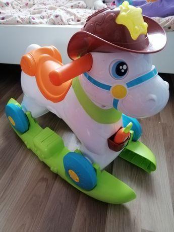Koń rodeo chicco bujak i jeździk