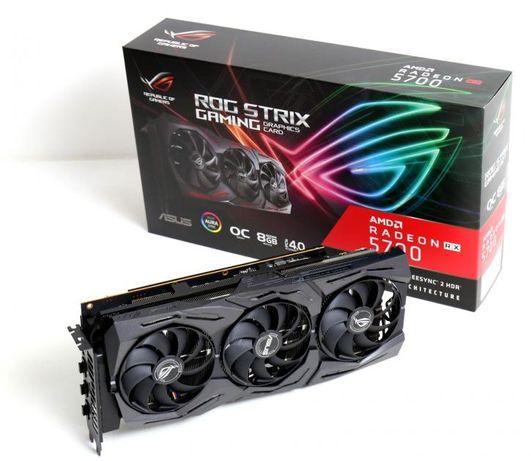 Asus Radeon RX 5700 Rog Strix
