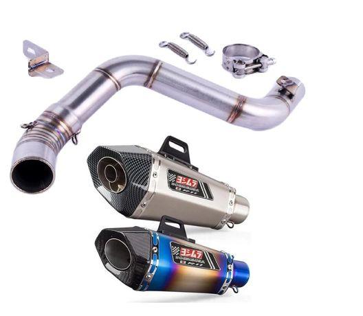 Dolot wydech KTM DUKE 125 / 200 / 250 / 390 / 2012-16r