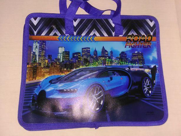 Новая сумка-папка