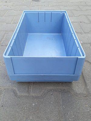 Skrzynka kuweta magazynowa pojemnik BITO RK4214 23cm/39,5cm/14cm