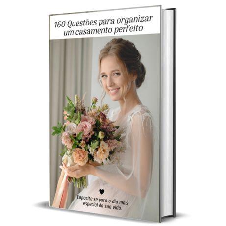 Livro para Organizar um Casamento perfeito. PORTES GRATIS