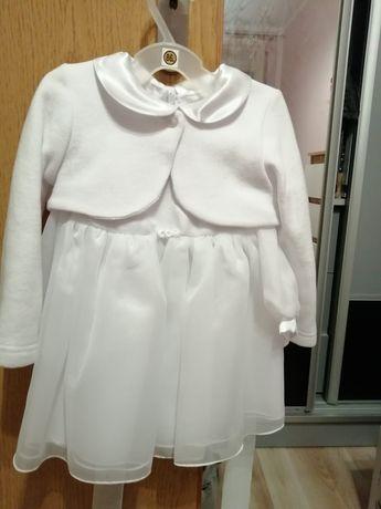 Sprzedam ubranko do chrztu r. 86