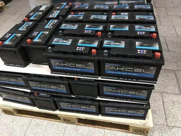 Nowy Akumulator AKCEL - 24 miesiące gwarancji producenta VARTA