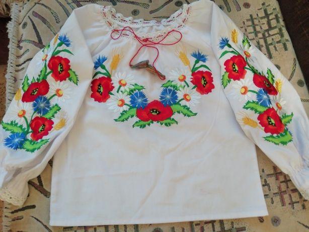 Вышивка для девочки