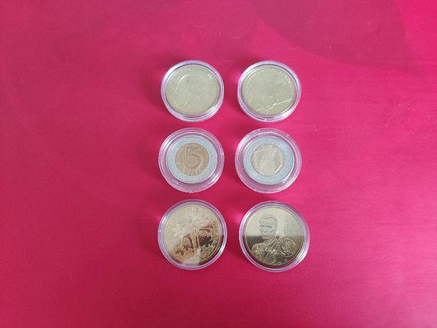 2014 2zł GN komplet 4 monety + 2 x 5zł