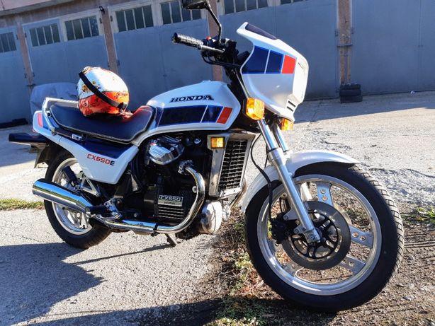 Honda CX 650 E 1984