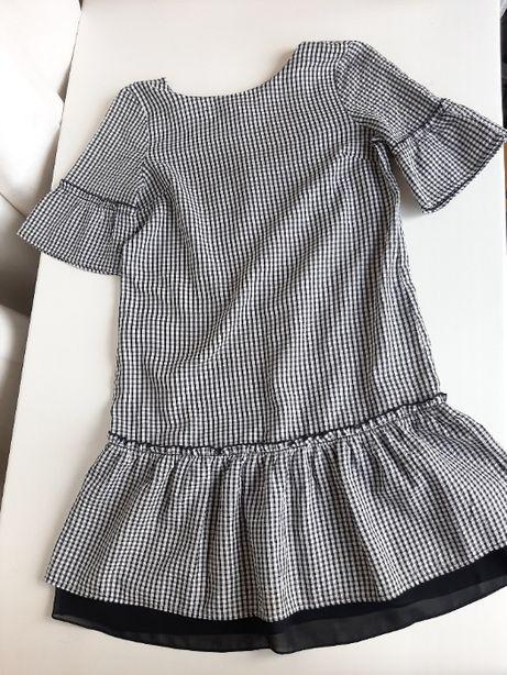 Платье летнее размер xs-s TU подростка худенькую девушку в школу