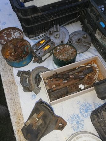 Stare części do motorowerów