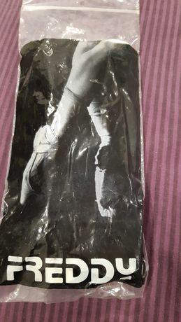 Sapatilhas ballet em pele marca Freddy tamanho 36