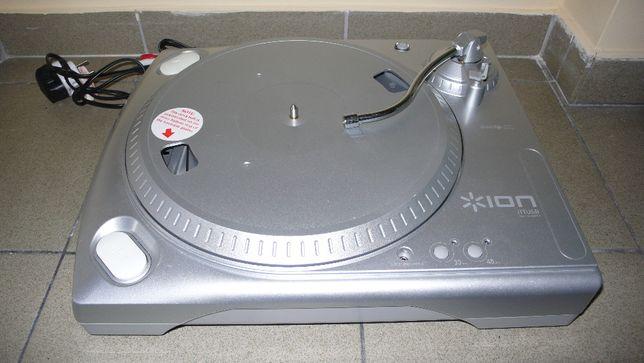 ION TTUSB winyl gramofon nagrywa na usb