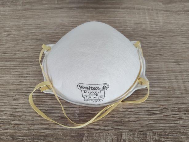 Półmaski maski maseczki z gumką FFP2
