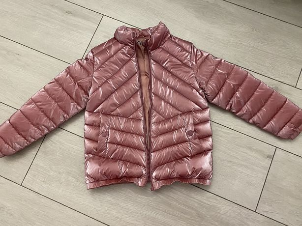 Куртка Zara, ветровка для девочки детская одежда кросовки рюкзаки