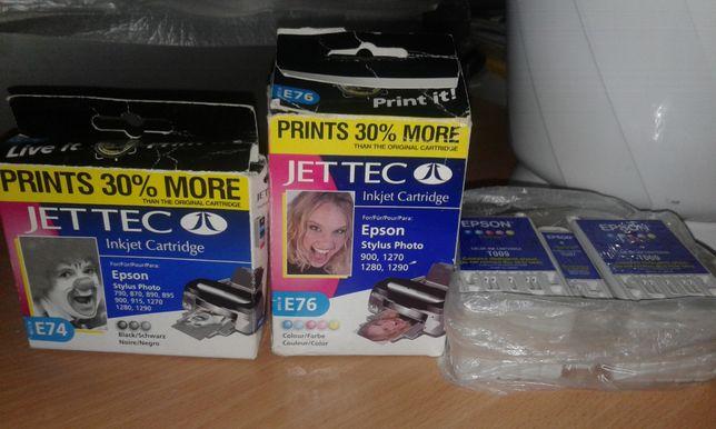 Продам картриджи к принтерам Epson