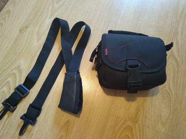 Pokrowiec torba na aparat kamerę Hama czarny