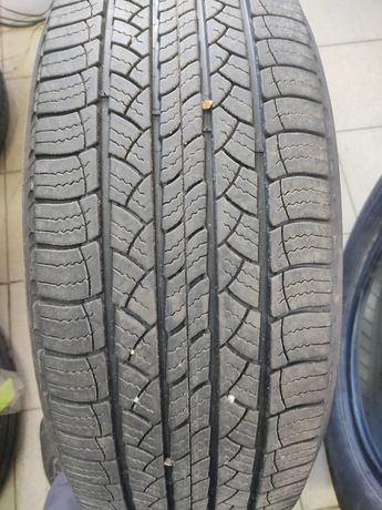 Продам шины Michelin 245/60R18 лето 2 шт.