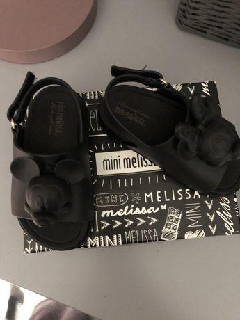 Sandałki Mini Melissa