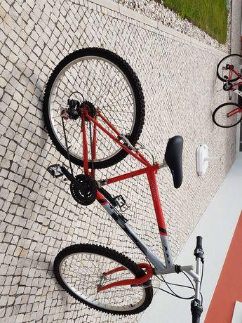 Bicicleta Roda 26 - Estrada - Cidade-Praticamente Nova