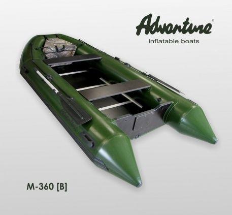 Лодка Adventure Master-360B
