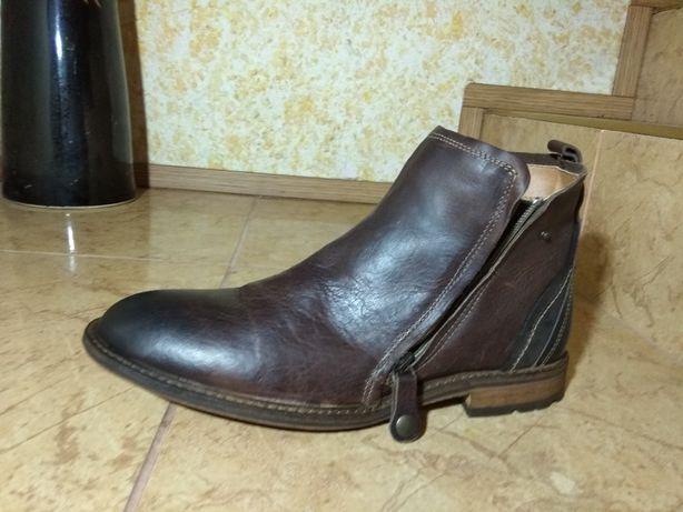 Ботинки DUNE (London). Модель Colonel