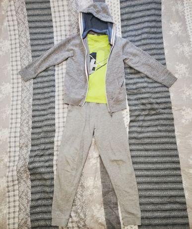 Спортивный костюм хб 8-9лет