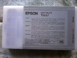 Картридж Epson T6037