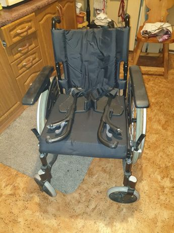 Wózek inwalidzki aktywny INVACARE