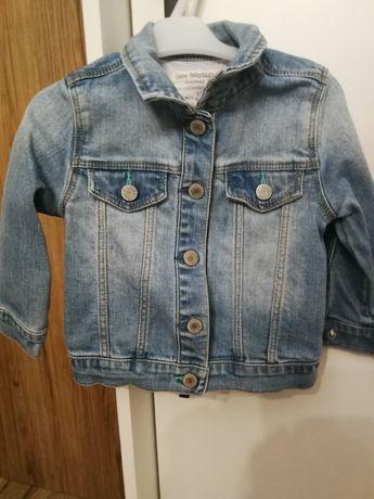 Kurtka jeansowa Zara baby 80