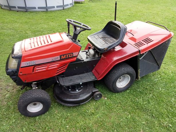 Traktorek kosiarka MTD 13/102