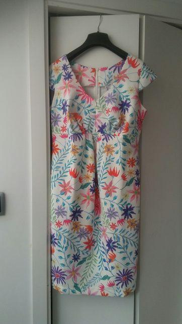 Nowa bardzo elegancka sukienka ciazowa f- my Elpasa r. M