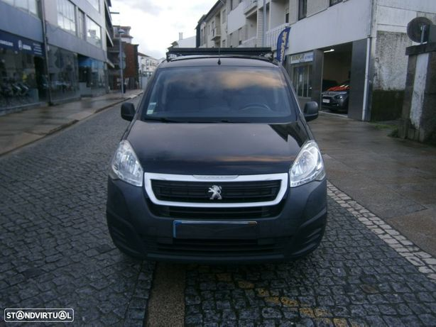 Peugeot Partner 3 Lugares