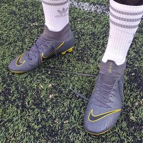 Бутсы Nike mercurial Superfly 6 Pro FG vapor бутси Найк копочки