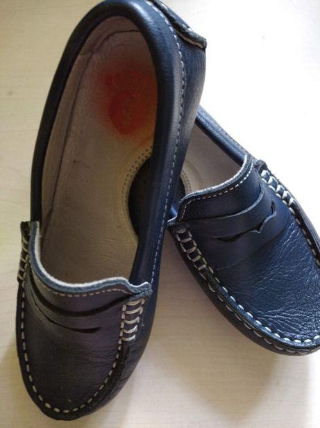 Туфли-мокасины Garvalin р.27 для мальчика