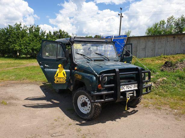 Уаз 469 4×4 3.0 diesel
