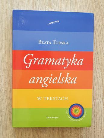 gramatyka angielska w tekstach + CD