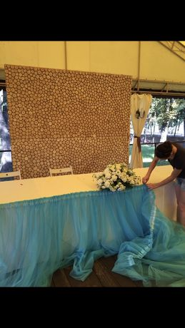 Свадебный фон, баннер